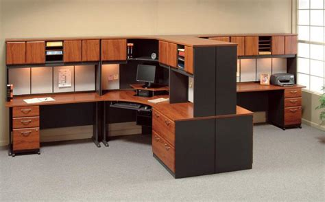 used office cubicle furniture modular reception desk systems studio design gallery