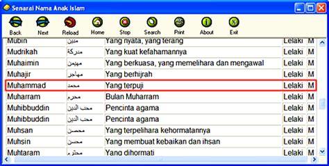 arti nama contoh nama bayi islam laki laki perempuankumpulan nama review ebooks