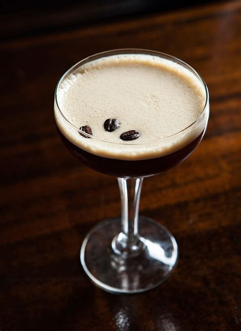 martini coffee punch espresso martini cocktail recipe