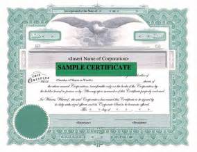 corporate stock certificate template free doc 900636 blank stock certificate template free 40