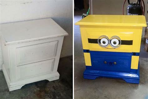 Minion Furniture by 9 Ideas To Decorate Your Children S Room With The Theme Of