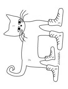 pete the cat shoe template pete the cat color by number education