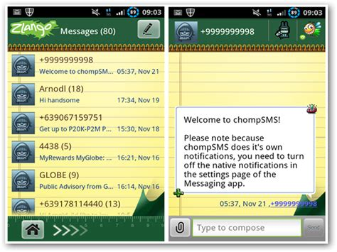 sms app for android best messaging apps for android beat the stock