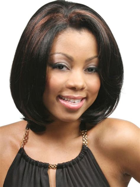hairstyles for african american women with round face trendy medium length hairstyles for round faces pictures