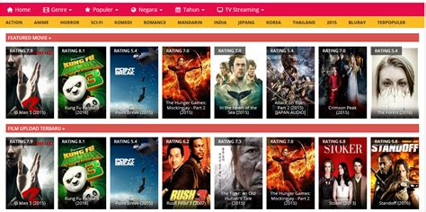 membuat website nonton movie situs nonton film online indonesia update 2016 cara