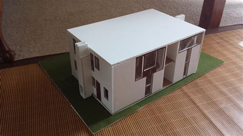 How To Make A House Plan portfolio for university help pics included gallery