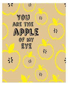 apple of my eye song nursery prints on pinterest printable wall art nursery