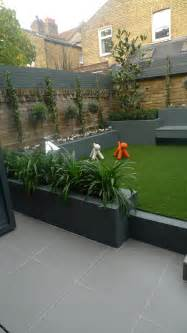 Small Contemporary Garden Ideas Garden Design Garden Design