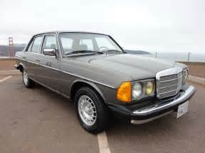 Mercedes 240d 1983 Mercedes 240d German Cars For Sale