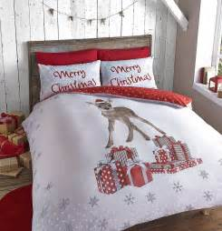 Duvet Covers For King Size Bed Kids Christmas Bedding Duvet Cover Bright Colourful