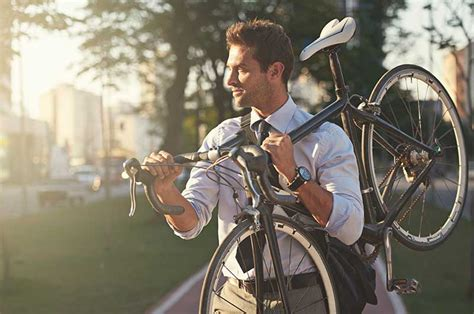 Bike To Work 9 by 7 Reasons To Bike To Work