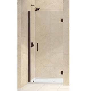 34 Inch Frameless Shower Door 30 To 40 In Shower Doors Overstock Shopping The Best Prices