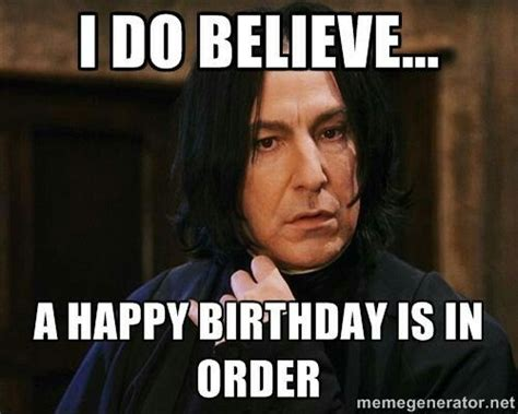 Harry Potter Happy Birthday Meme - best 25 harry potter birthday quotes ideas on pinterest