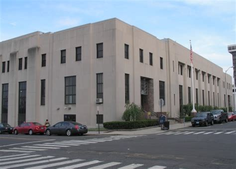 Bristol Ct Post Office by Deco Architecture In Connecticut