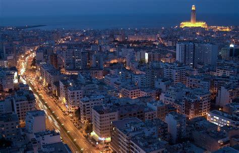 Casablanca, une grande ville marocaine impressionnante! Communiqué de Voyages au Maroc