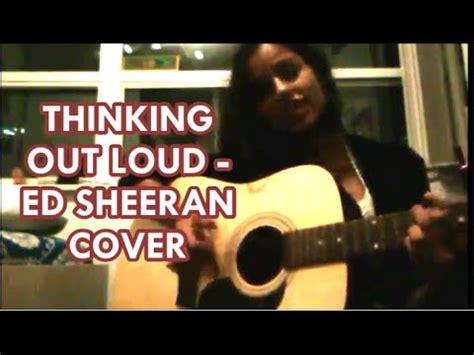download mp3 ed sheeran thinking out loud acoustic thinking out loud ed sheeran acoustic cover youtube