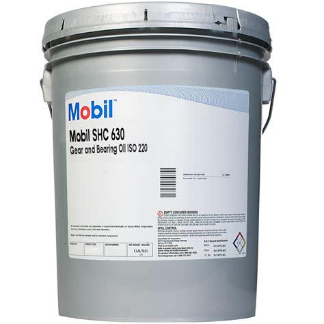Mobil Atf 220 Pail exxon mobil shc 630 scl