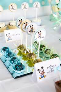 kara s ideas baby mickey birthday ideas