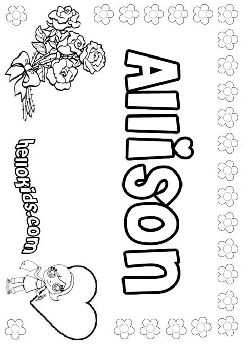 coloring pages of the name shannon coloring pages