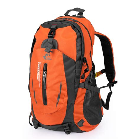 Outdoor Backpack Orange L Intl by Free 005 Outdoor Sports Backpack Hiking Cing