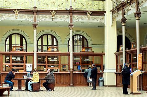 Post Office St Petersburg by Post Office In St Petersburg Russia