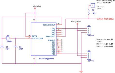 rc servo motor circuit top circuits page 400 next gr