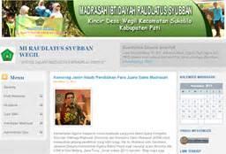 membuat website sekolah gratis langkah membuat website sekolah madrasah gratis dengan