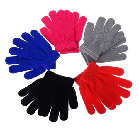 Ski Gloves Winter Gloves Sarung Tangan Musim Dingin Salju Varian Black anak laki laki musim dingin sarung tangan promotion shop