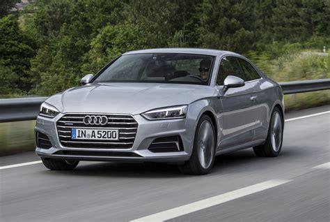 Neuer Audi A 5 by Audi A5 S5 2016 Erster Test Fahrbericht Technische