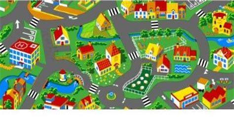 alfombra ciudad alfombras infantiles baratas