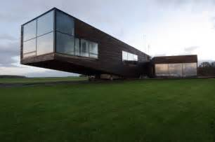 Cantilever Home Contemporary Cantilever House In Lithuania Most Beautiful