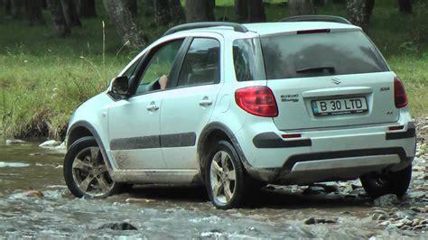 Suzuki Sx4 Offroad Suzuki Sx4 Offroad