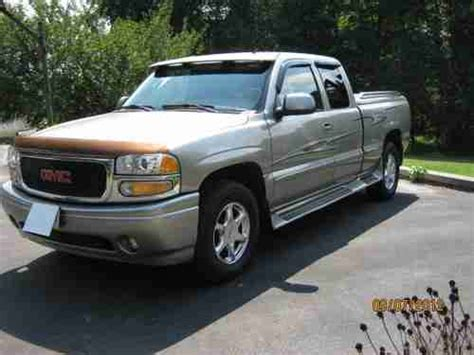 how cars engines work 2001 gmc sierra 1500 parental controls find used 2001 gmc sierra c3 1500 extended cab pickup 4 door 6 0l awd inspected in sykesville