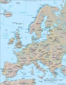 Rivers Of Europe Map by Rivers In Europe Map Cruise Guide