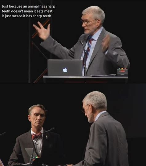 Bill Nye Meme - bill nye vs ken ham creationism debate know your meme