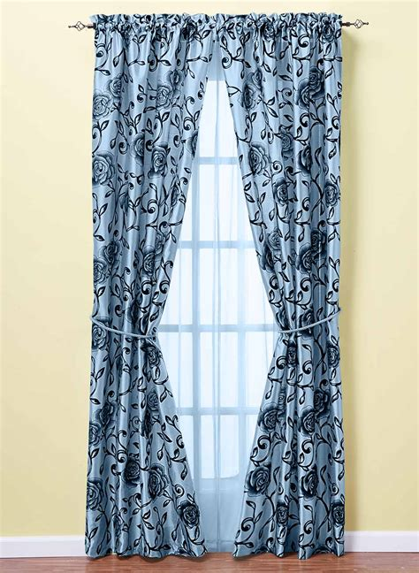 all in one curtain sets regina all in one curtain set carolwrightgifts com