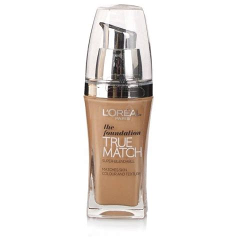 L Oreal True Match l or 233 al true match foundation
