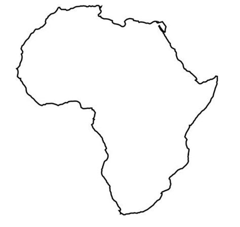 Outline Of Continent by 1000 Ideas About Africa Tattoos On Tattoos And Adinkra Symbols