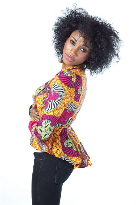 African Print Clothing For Ladies | african print bongolicious designs