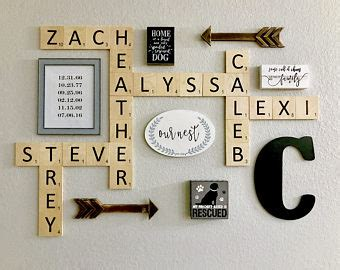 large scrabble letters for sale large scrabble tiles etsy