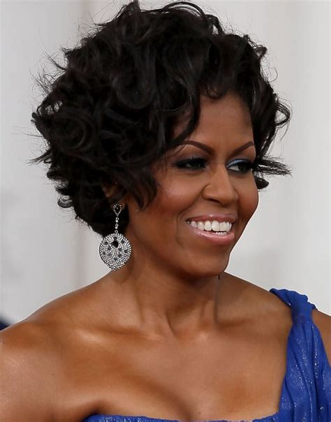 5 michelle obama hairstyles classic haircut popular