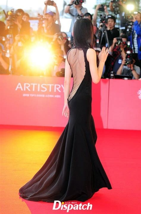 korean actress gown top 10 most revealing red carpet dresses worn by korean