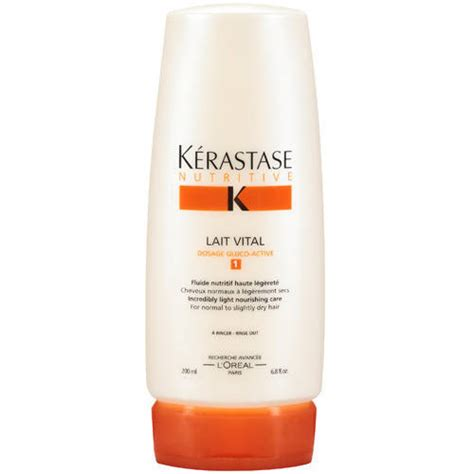 L Oreal Kerastase l oreal kerastase nutritive light nourishing 1 conditioner