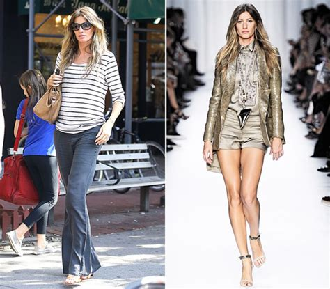 Gisele Bundchen Debuts Shoe Line The Superficial Because Youre by Gisele Bundchen Supermodel Catwalk Style Vs Sidewalk