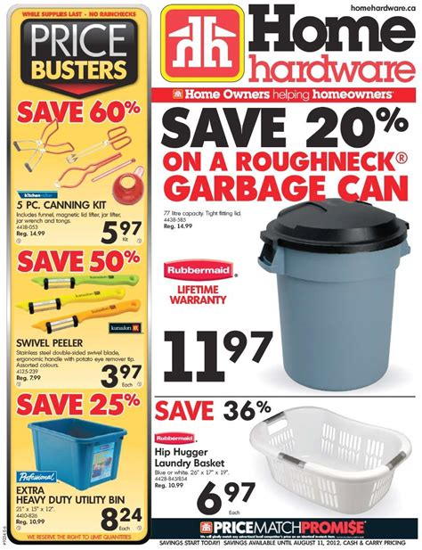 home hardware flyer aug 1 to 11