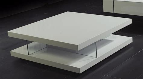 modern square white coffee table airport contemporary