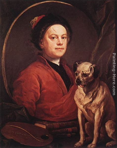 pug paintings for sale william hogarth the painter and his pug painting anysize 50 the painter and his