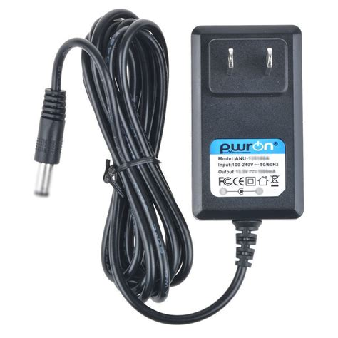 light power cord and connector pwron ac adapter for maglite light arxx195 mag charger