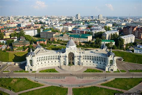 The main attractions of Kazan · Russia travel blog