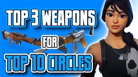 Fortnite Battle Royale Tips: TOP 3 Weapons That Will Carry